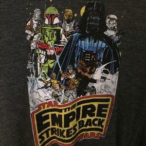 Star Wars Graphic Tee Shirt